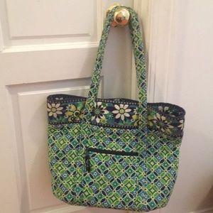 Large Vera Bradley handbag